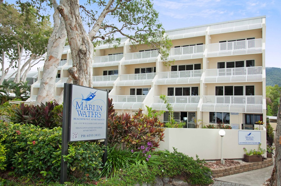 Marlin Waters Beachfront Apartments - WA Accommodation