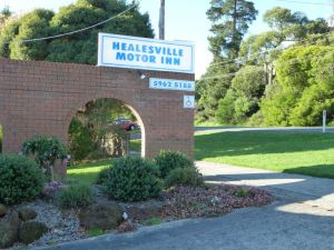 Healesville Motor Inn - WA Accommodation