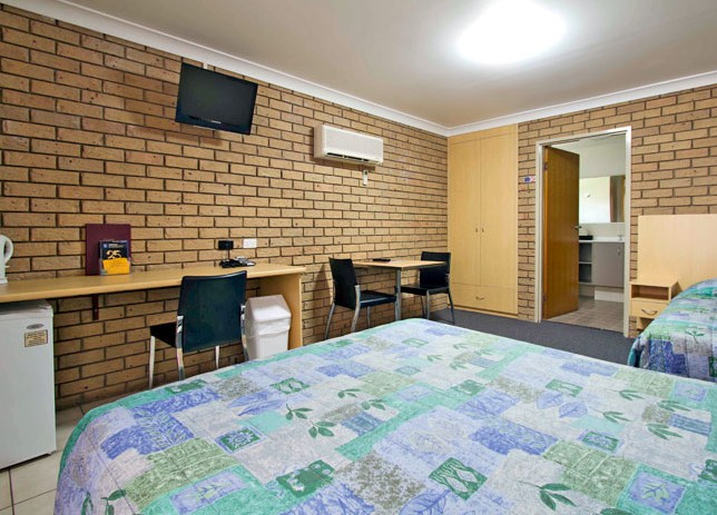 Sunray Motor Inn Toowoomba - WA Accommodation
