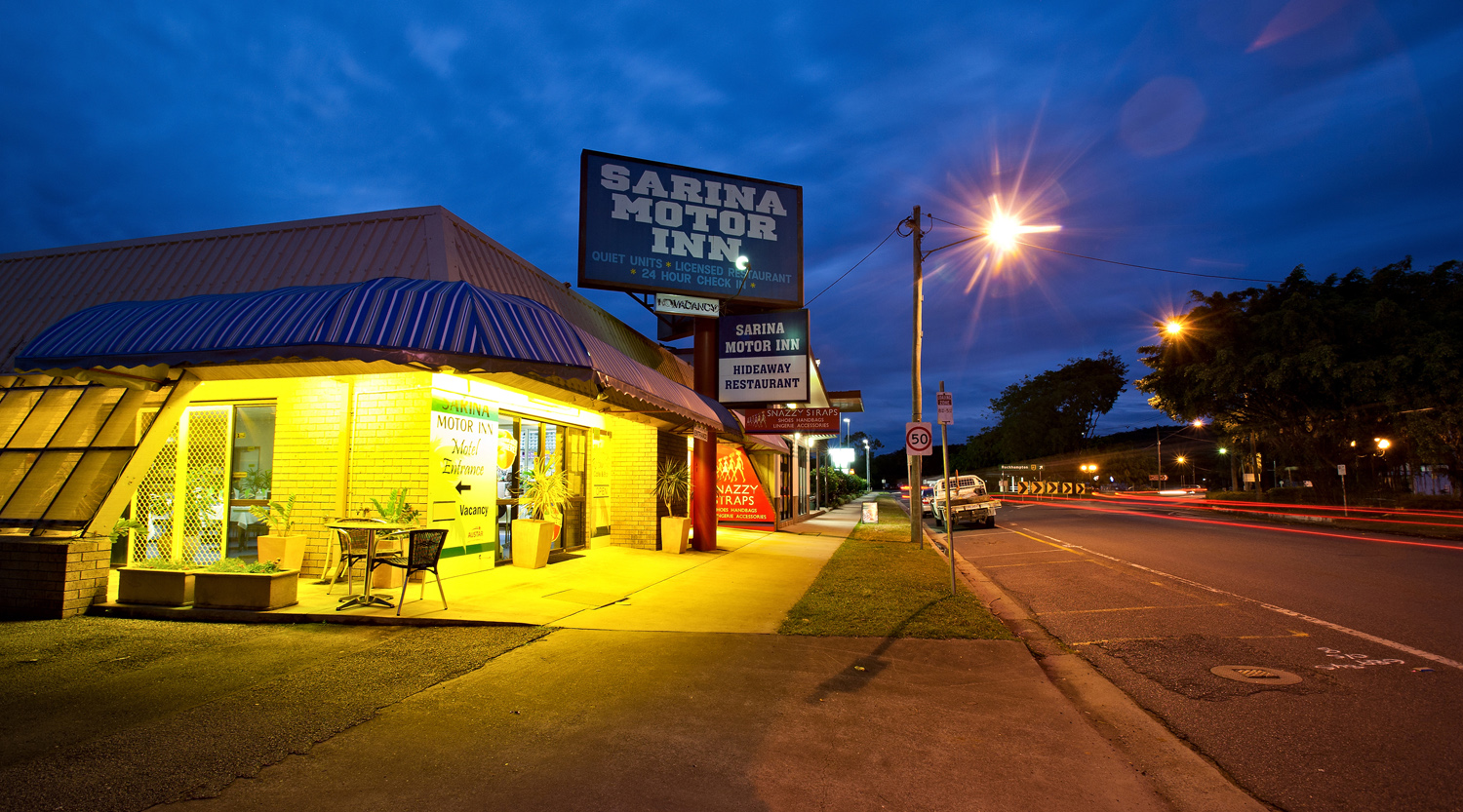 Sarina Motor Inn - WA Accommodation