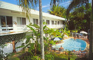 Silvester Palms Holiday Apartments - WA Accommodation