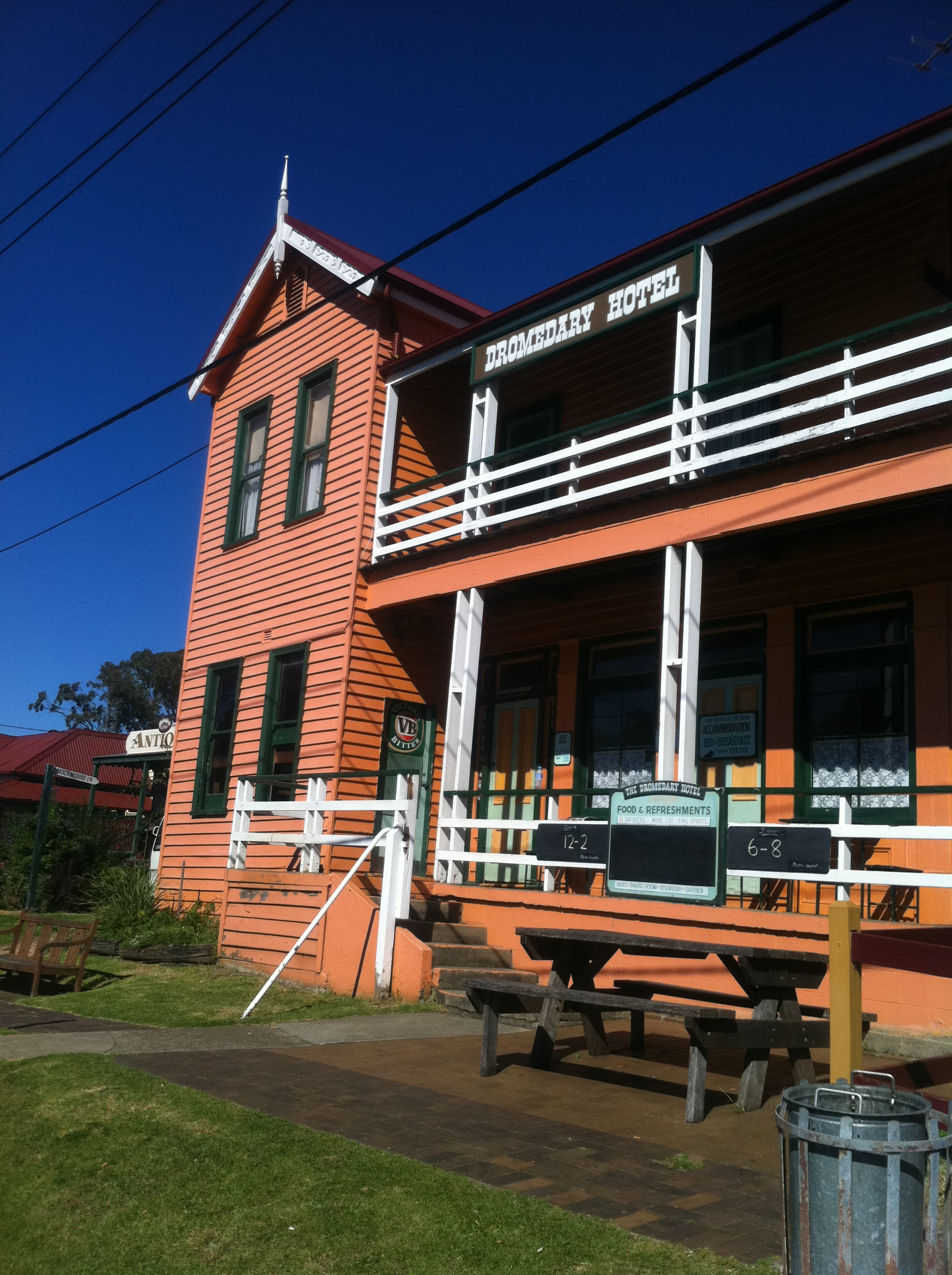 Dromedary Hotel - WA Accommodation