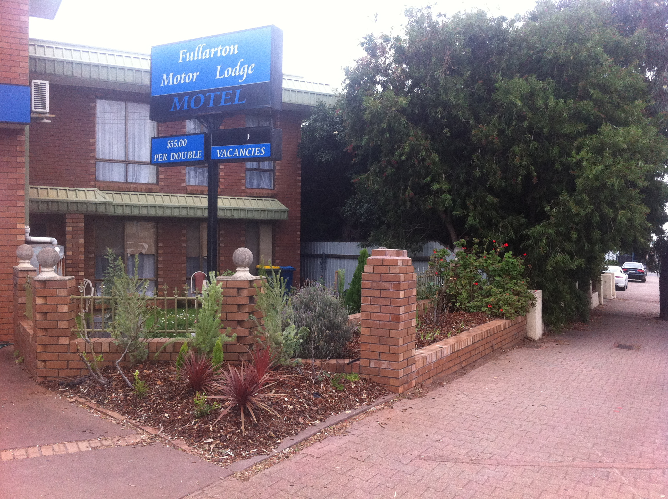 The Fullarton Motor Lodge - WA Accommodation