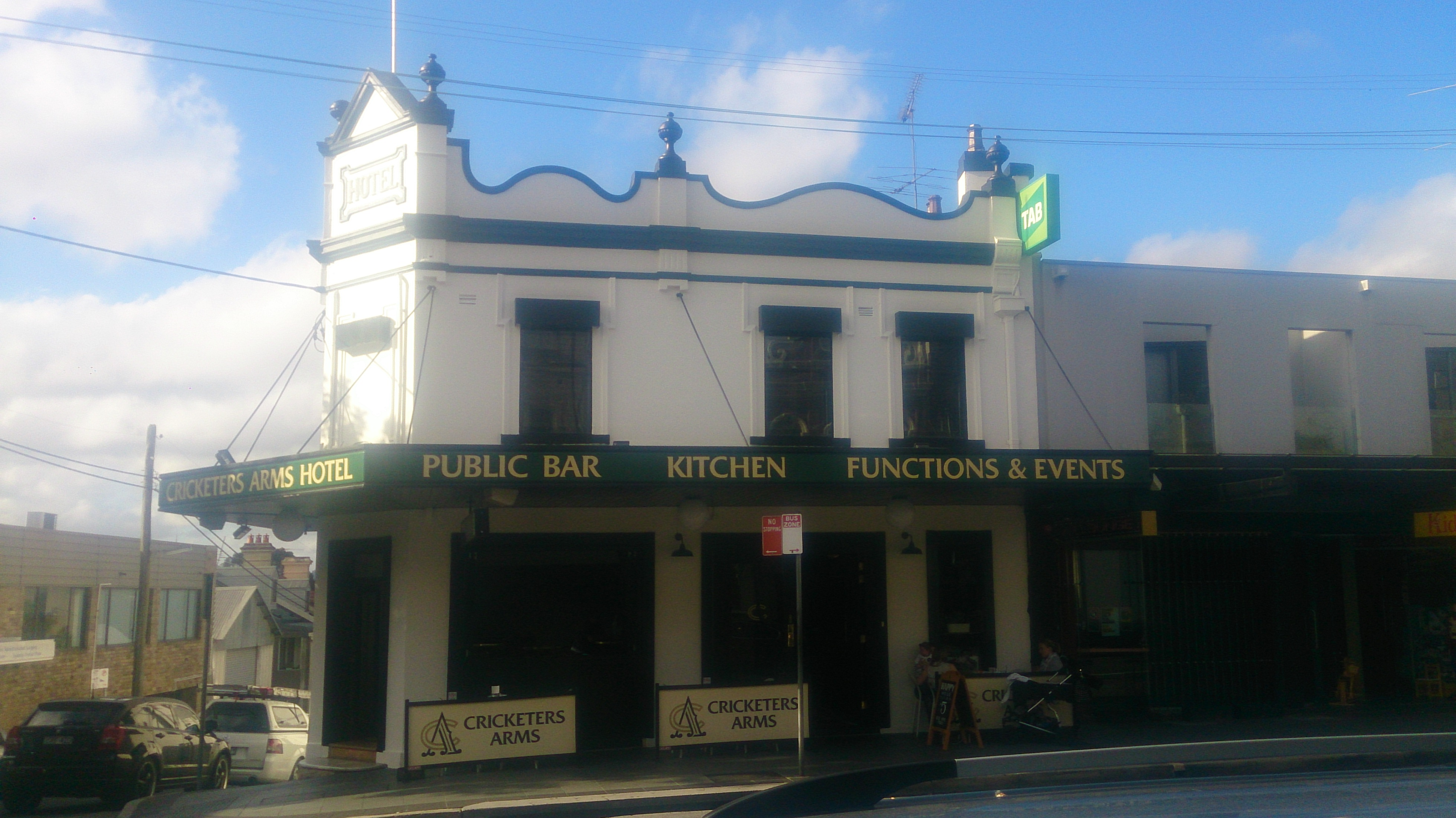 Cricketers Arms Hotel - WA Accommodation