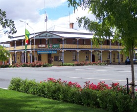The Boorowa Hotel