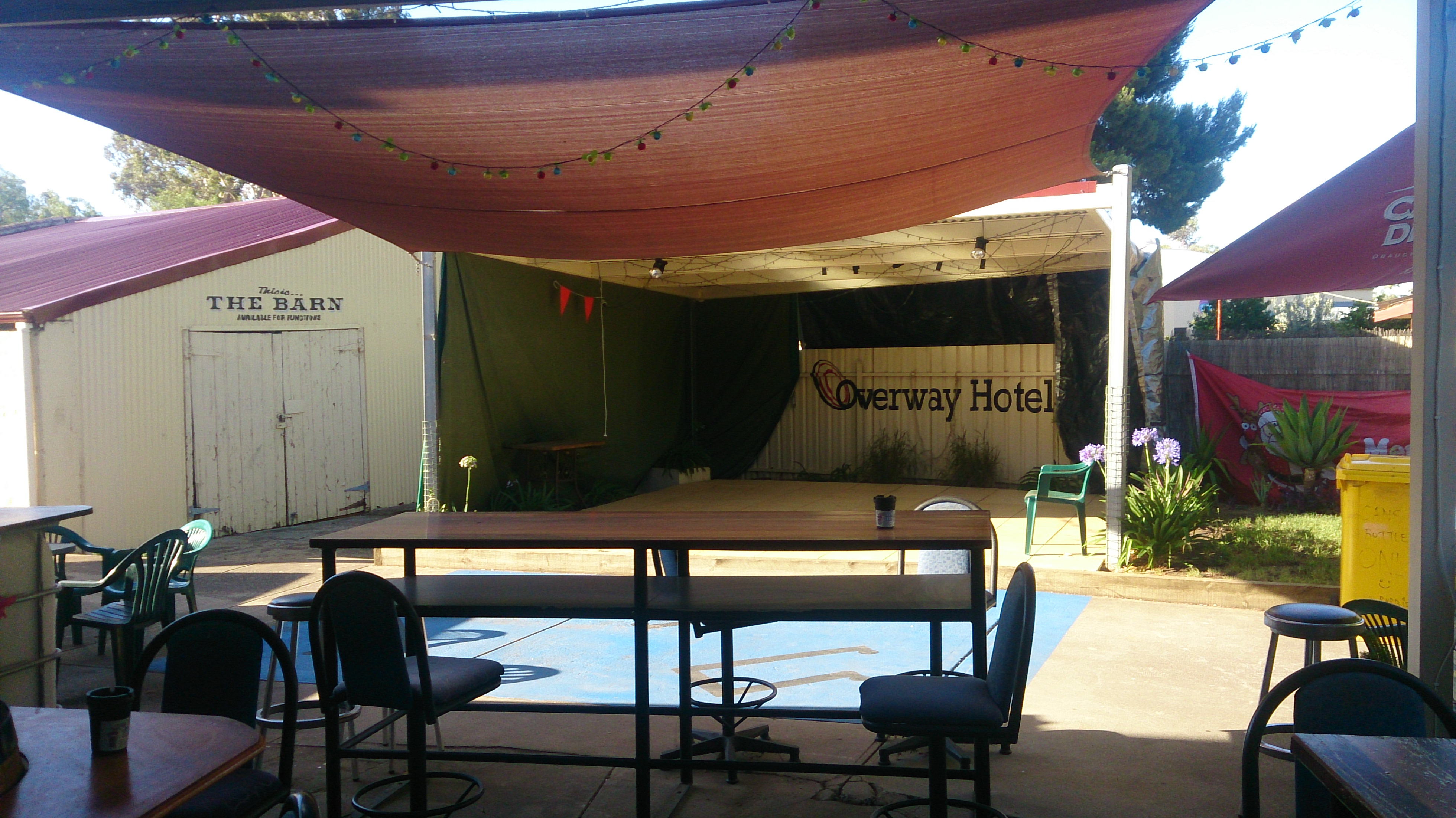 Overway Hotel - WA Accommodation