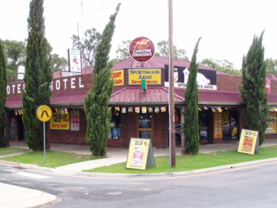 Sportsmans Arms Hotel Motel - WA Accommodation