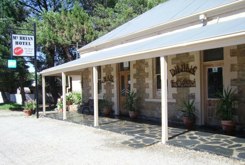 Mount Bryan Hotel - WA Accommodation