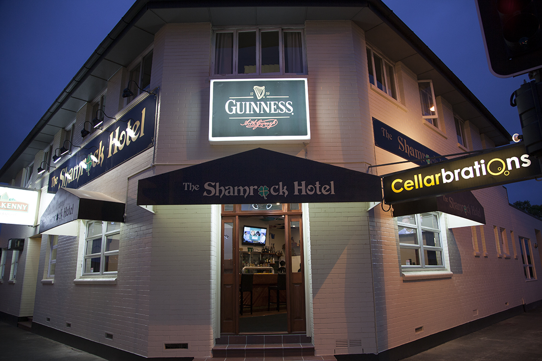 Shamrock Hotel - WA Accommodation