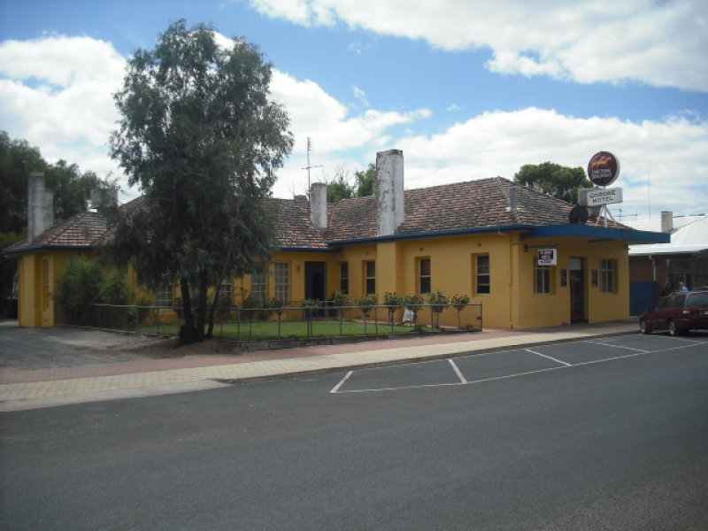 Goroke Hotel Bar amp Bistro - WA Accommodation