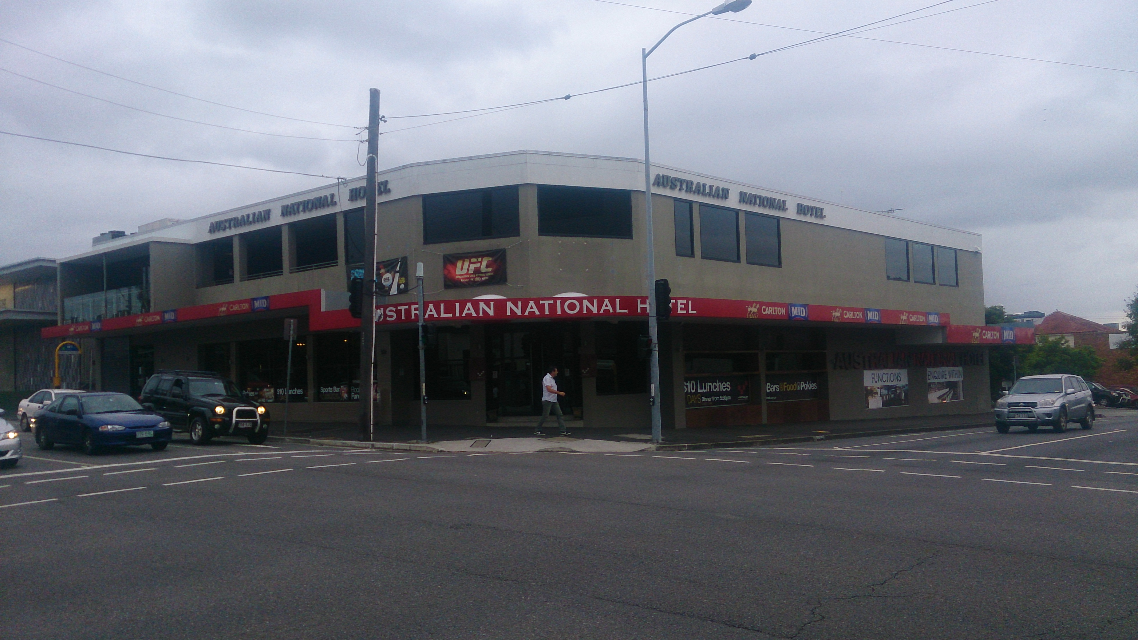 Australian National Hotel - WA Accommodation