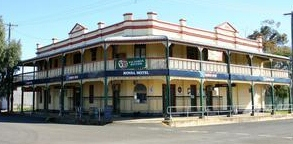 Royal Hotel Boggabri - WA Accommodation