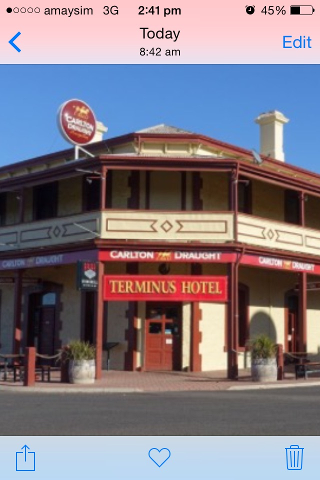 The Terminus Hotel Motel - WA Accommodation