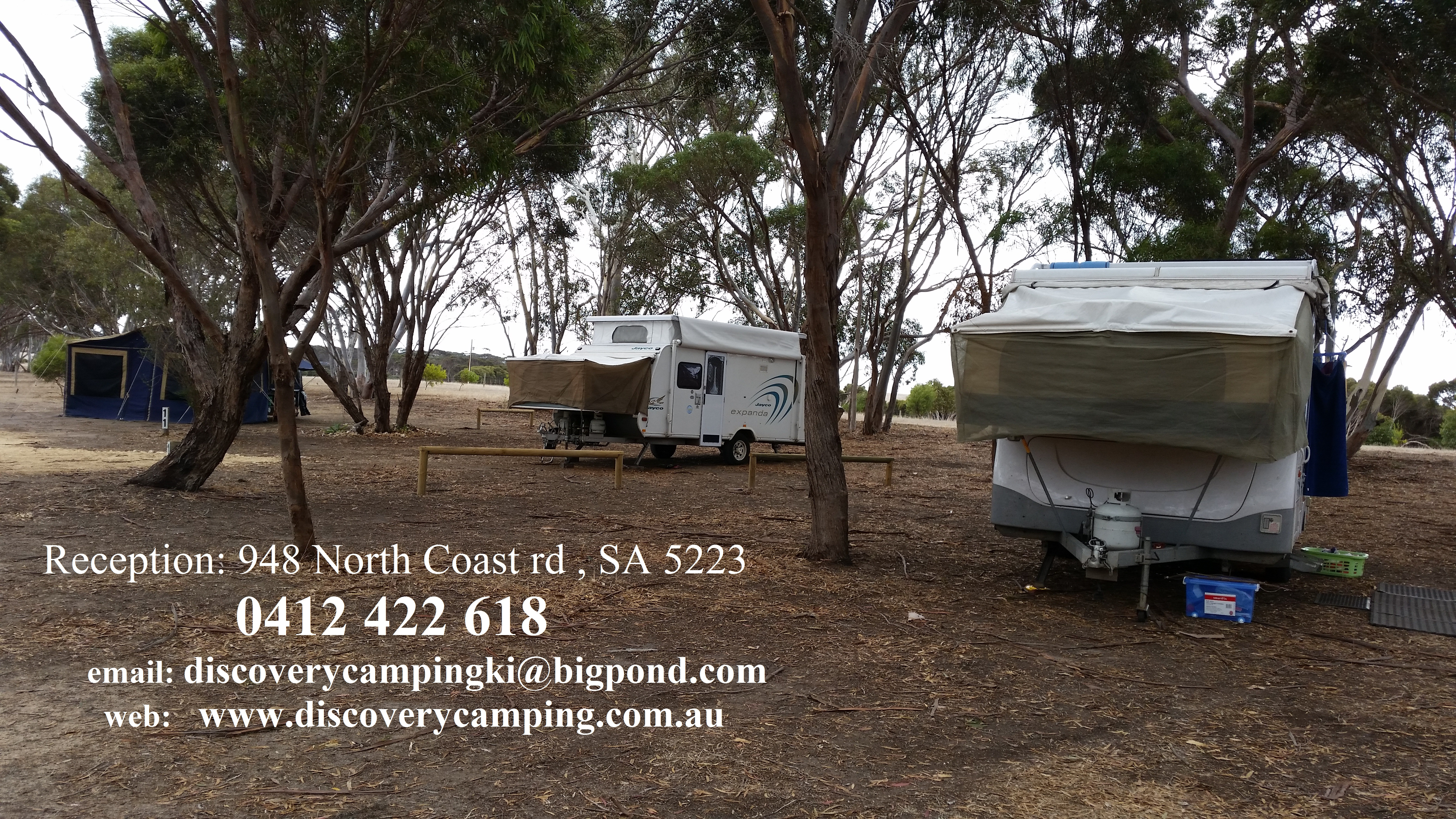 Discovery Lagoon  Caravan  Camping Grounds - WA Accommodation
