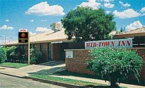 Comfort Inn - Mid Town - WA Accommodation