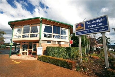 Wanderlight Motor Inn - WA Accommodation