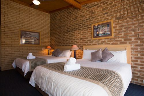 The Town House Motor Inn - Sundowner Goondiwindi - WA Accommodation