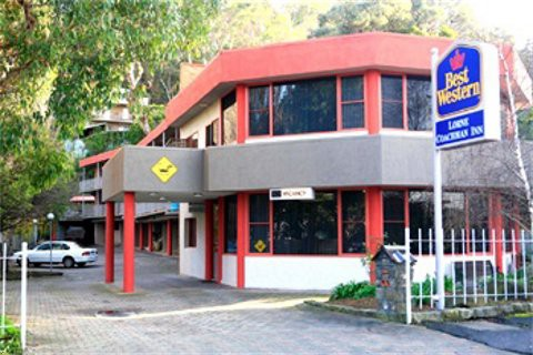 Best Western Lorne Coachman In - WA Accommodation