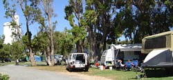 Elliston Caravan Park - WA Accommodation