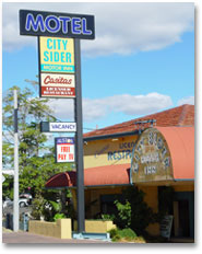 City Sider Motor Inn - WA Accommodation