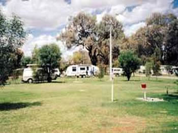 Morgan Riverside Caravan Park - WA Accommodation