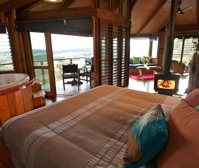 Mt Quincan Crater Retreat - WA Accommodation