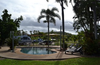 Dunk Island View Caravan Park - WA Accommodation