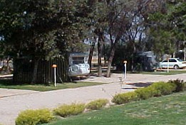 Paringa Caravan Park - WA Accommodation