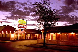 Dalby Mid Town Motor Inn - WA Accommodation