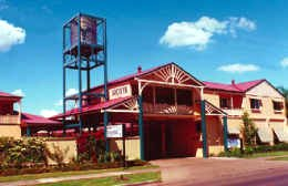 Dalby Homestead Motel - WA Accommodation