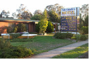 Alexandra Motel and Motor Inn - WA Accommodation