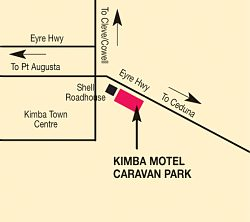 Kimba Motel Caravan Park - WA Accommodation