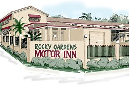Rocky Gardens Motor Inn - WA Accommodation