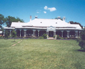 Coombing Park Homestead - WA Accommodation