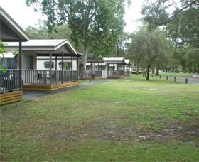 Beachfront Caravan Park - WA Accommodation