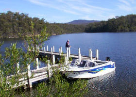 Blue Waters Holiday Cottages - WA Accommodation