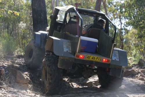 Macquarie 4x4 Centre - WA Accommodation