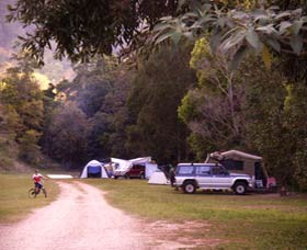 Mt Warning Holiday Park - WA Accommodation