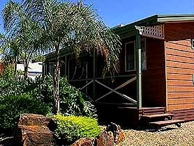 Bentley's Cabin Park Port Pirie - WA Accommodation