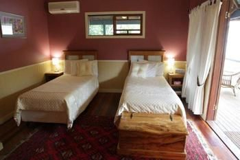 Eumundi Gridley Homestead BampB - WA Accommodation