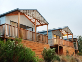 Discovery Holiday Parks Hobart Cosy Cabins - WA Accommodation