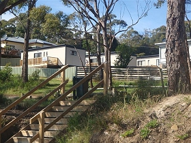 Coningham Beach Holiday Cabins - WA Accommodation