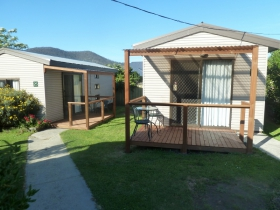 Hobart Cabins and Cottages - WA Accommodation