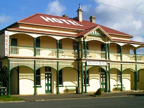 Imperial Hotel - WA Accommodation