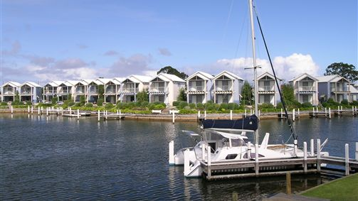 Captains Cove Resort - WA Accommodation