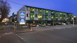 Best Western Melbourne's Princes Park Motor Inn - WA Accommodation