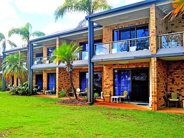Bribie Waterways Motel - WA Accommodation