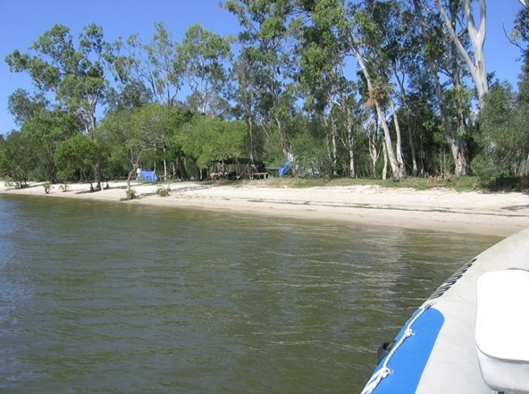 Mission Point Camping Area - WA Accommodation