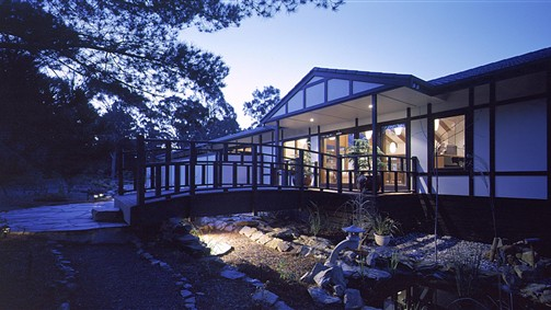 Shizuka Ryokan Japanese Country Spa  Wellness Retreat - WA Accommodation