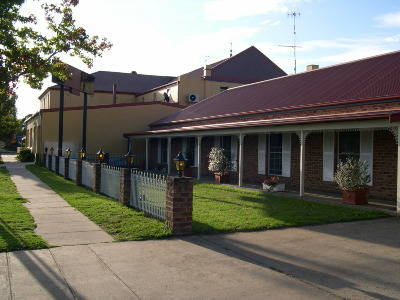Club Motel - WA Accommodation